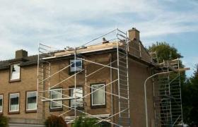 Nieuwe dakpannen Haarlem