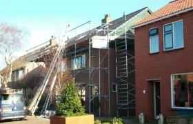 NieuWerkzaamheden:we dakpannen - Wormer