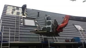 Vernieuwen dakpannen - Sijbekarspel